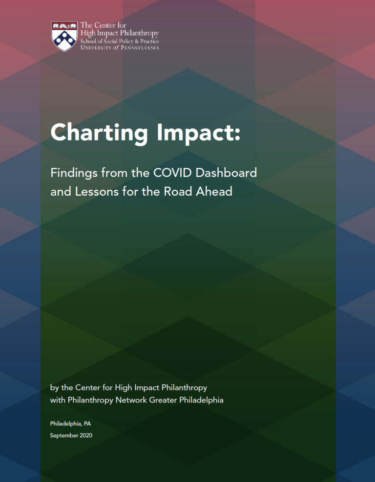 Charting Impact:Findings from the COVID-19 Dashboard and Lesson for the Road Ahead