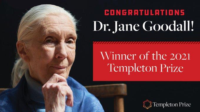 2021 Templeton Prize