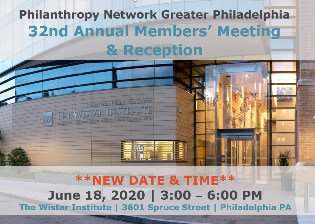 32nd Annual Members Mtg Rescheduled