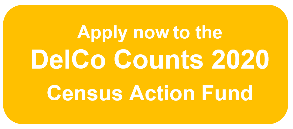 Apply Button DelCo PA Counts 2020 Census Action Fund
