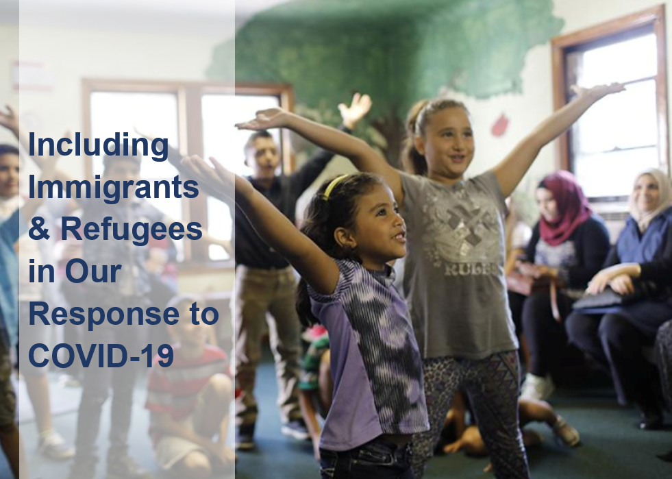 Funder Statement in Suppport of Immigrants and Refugees