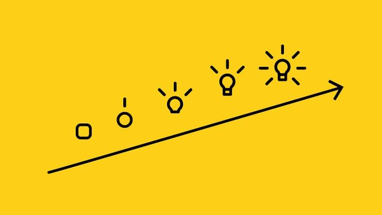 Evolving ideas