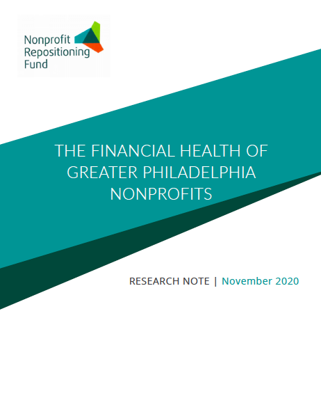 Report- The Financial Health of Greater Philadelphia Nonprofits