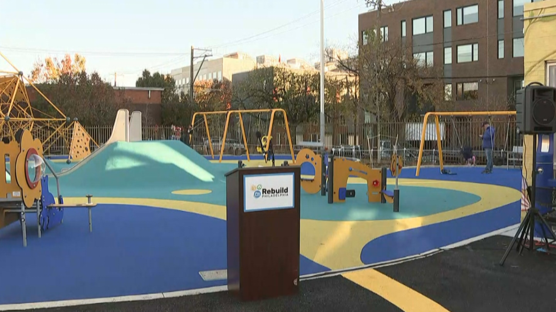 Hancock Playground