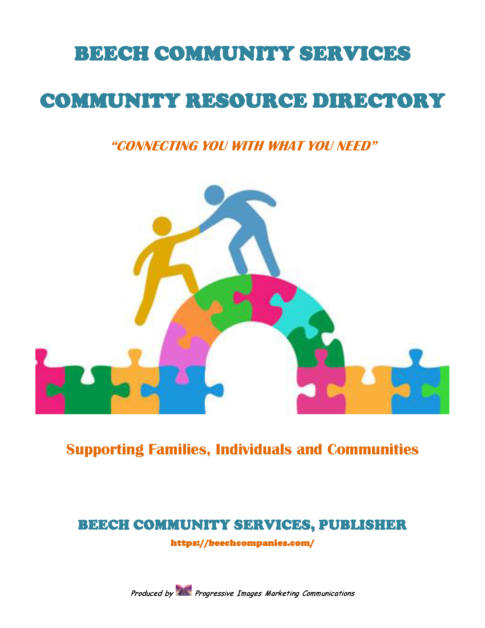 BEECH 2020 COMMUNITY RESOURCES DIRECTORY