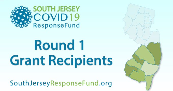 CFSJ COVID Response Fund Round 1 Grants