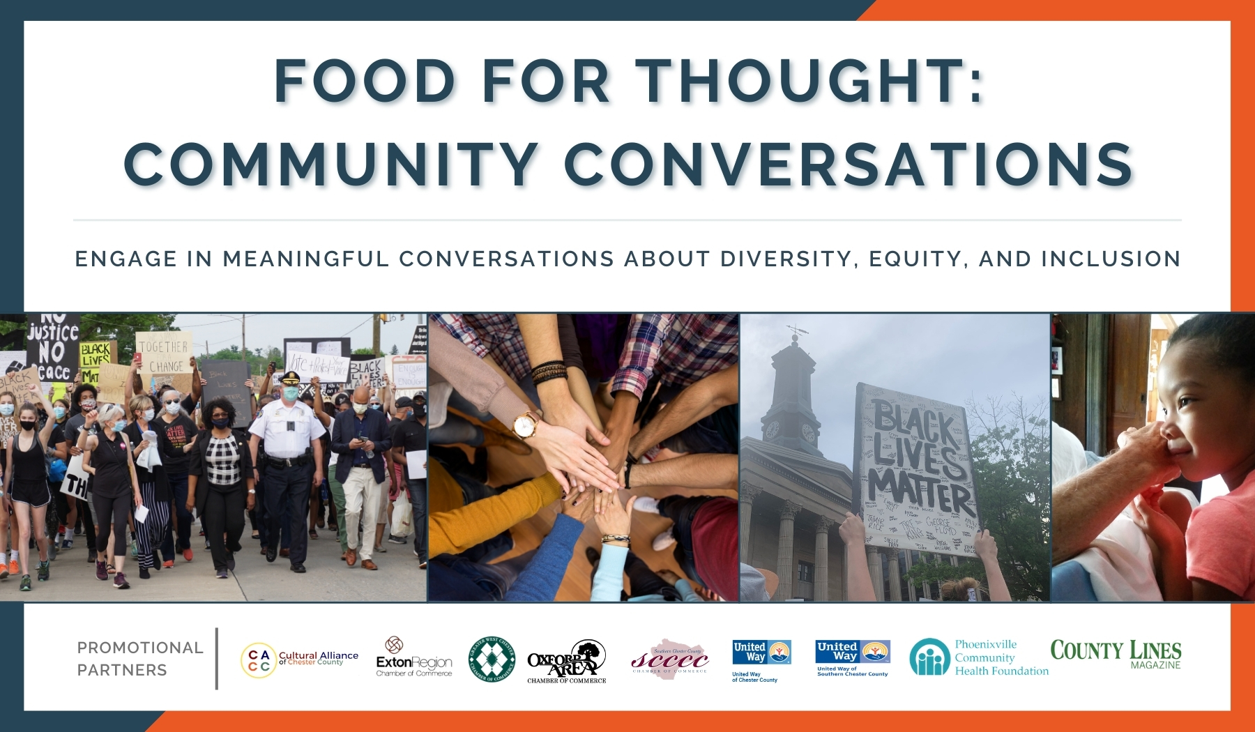 ChescoCF Foo for Thought Community Conversations