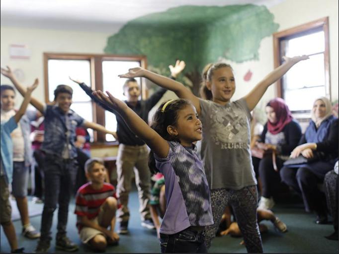 Immigrant Community courtesy Fels Fund