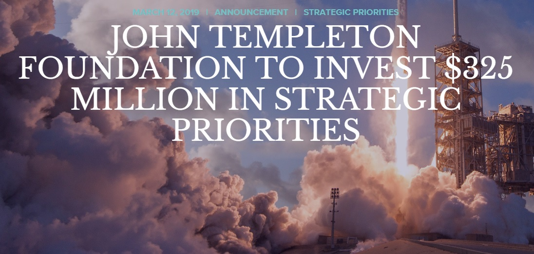 JTF Strategic Priorities