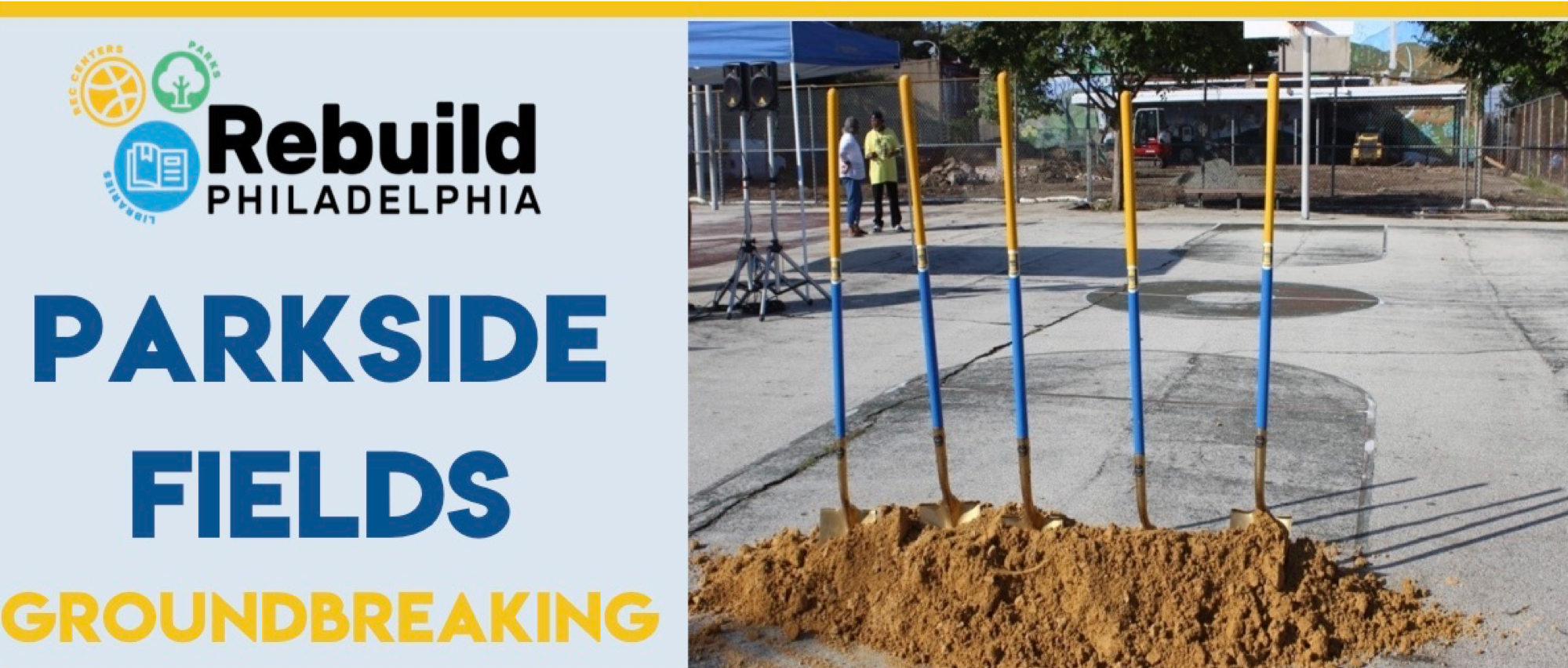 Parkside Groundbreaking