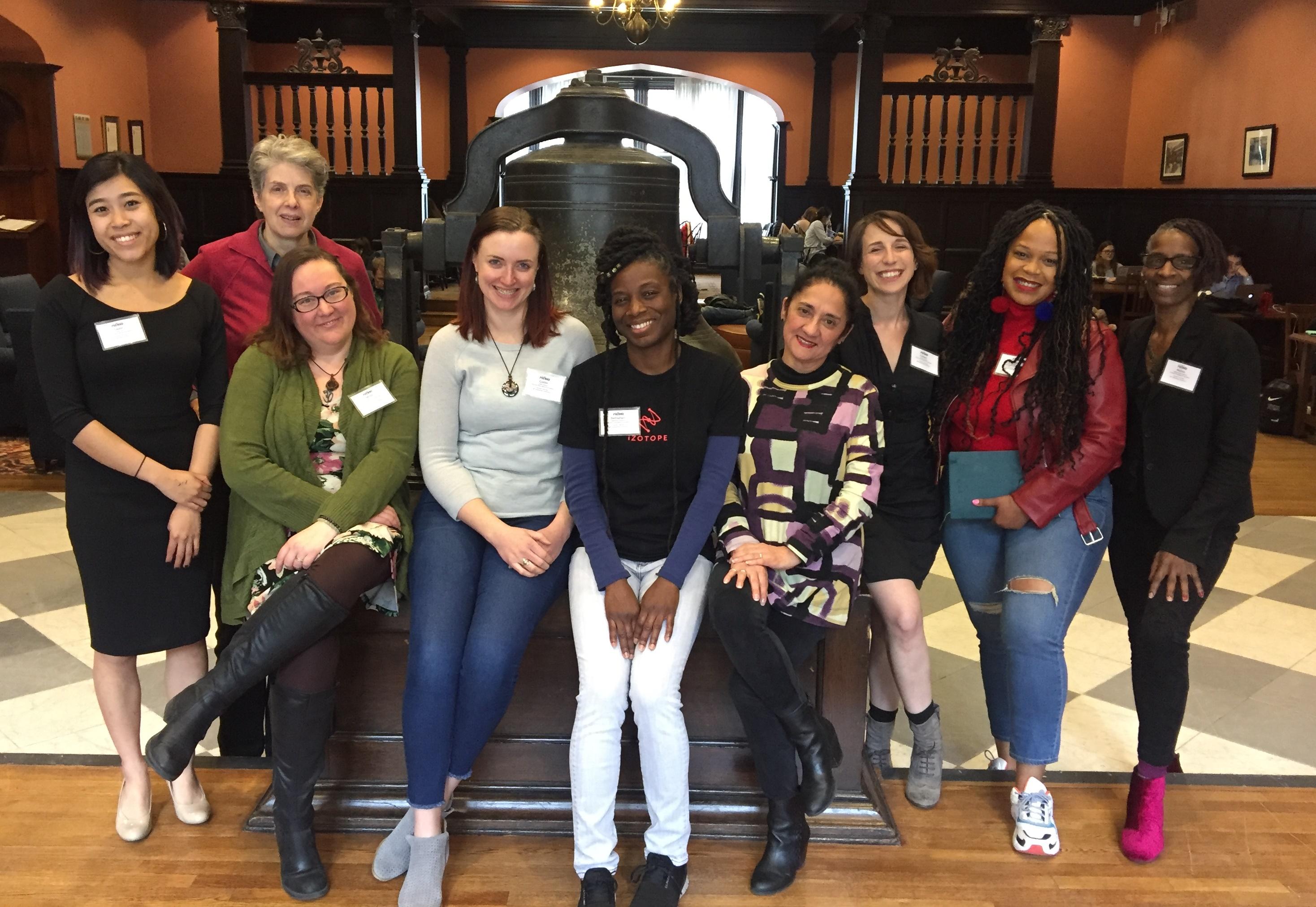 Bartol staff and teaching artists