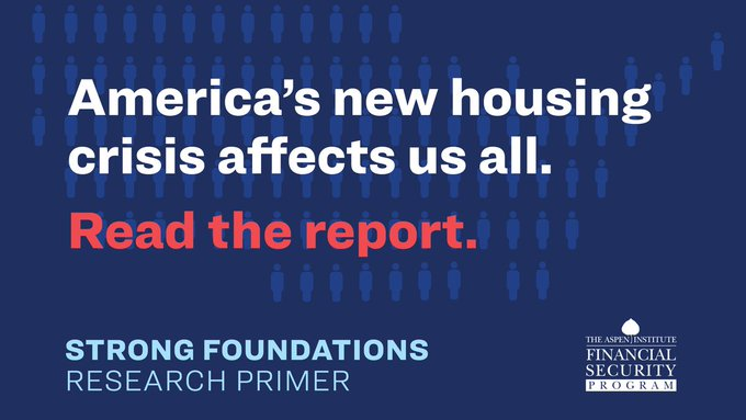 Strong Foundations Housing Report