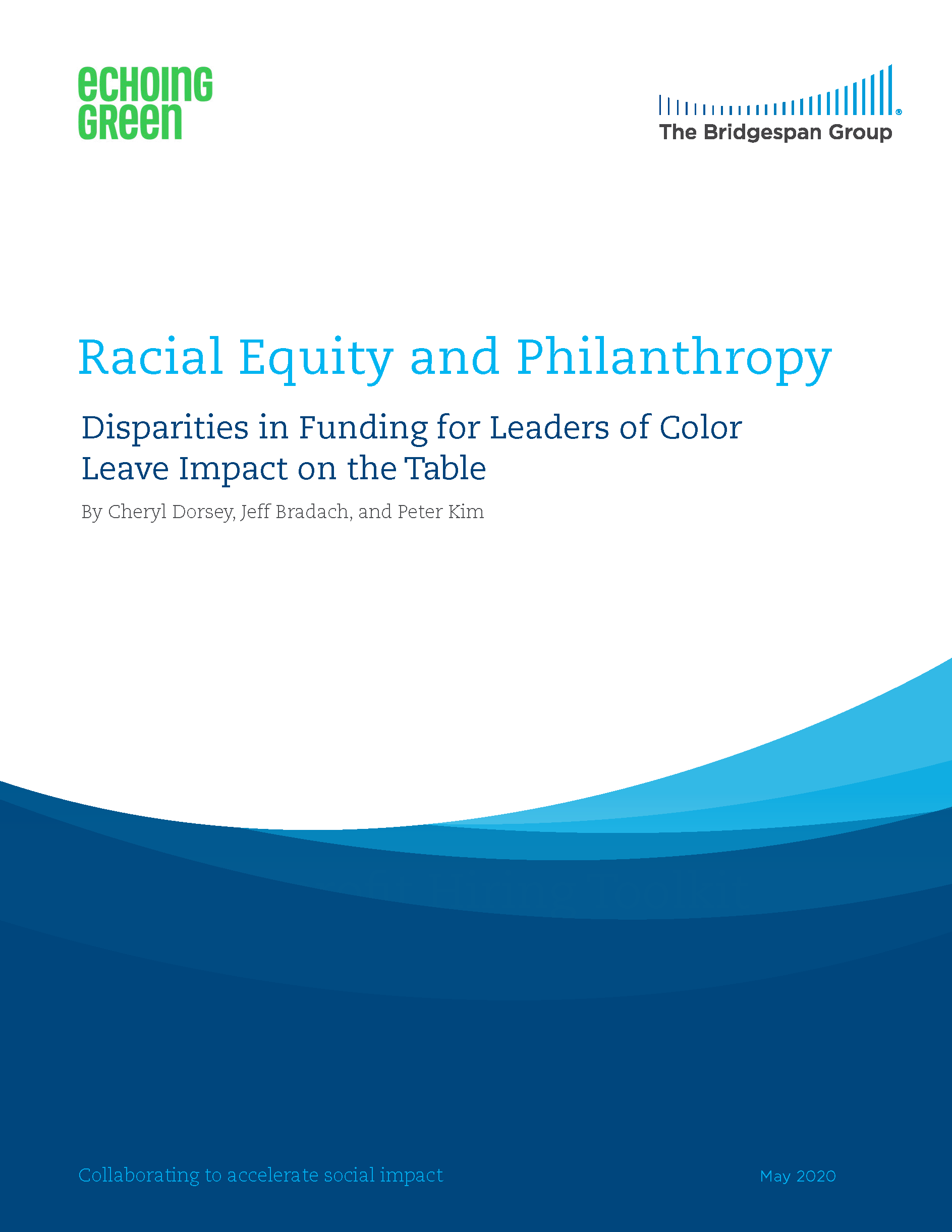 Racial Equity & Philanthropy